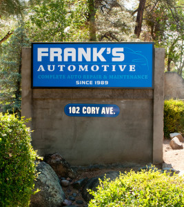 Franks Automotive, Prescott, Arizona